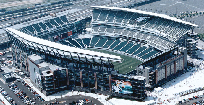 Sports Stadiums Excelling in Energy Efficiency